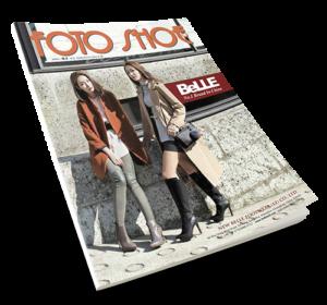 Foto Shoe 30 magazine